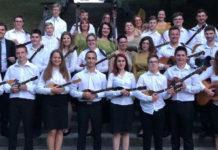 Tamburaški orkestar KUU Zvon