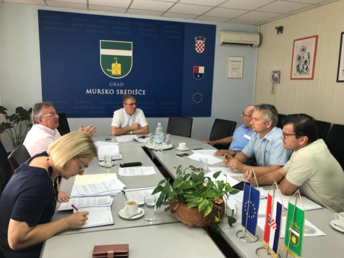 aglomeracija Mursko Središće sastanak