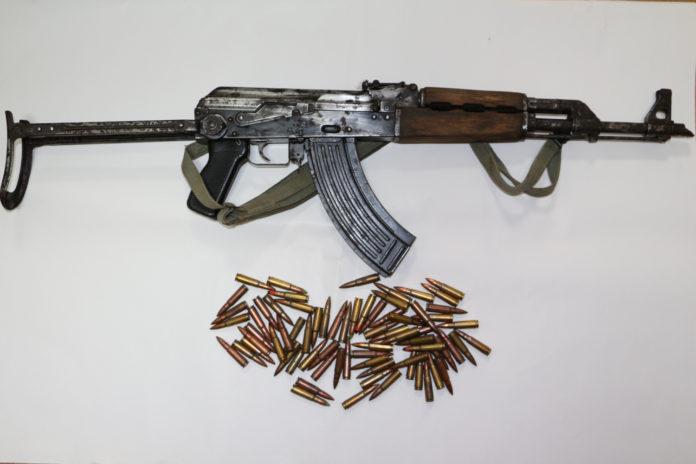 automatska puška oduzeta Parag PU međimurska
