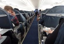 avion putnici stjuardesa