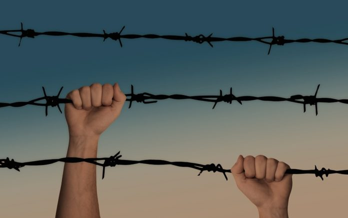 izbjeglica prognanik rat žica
