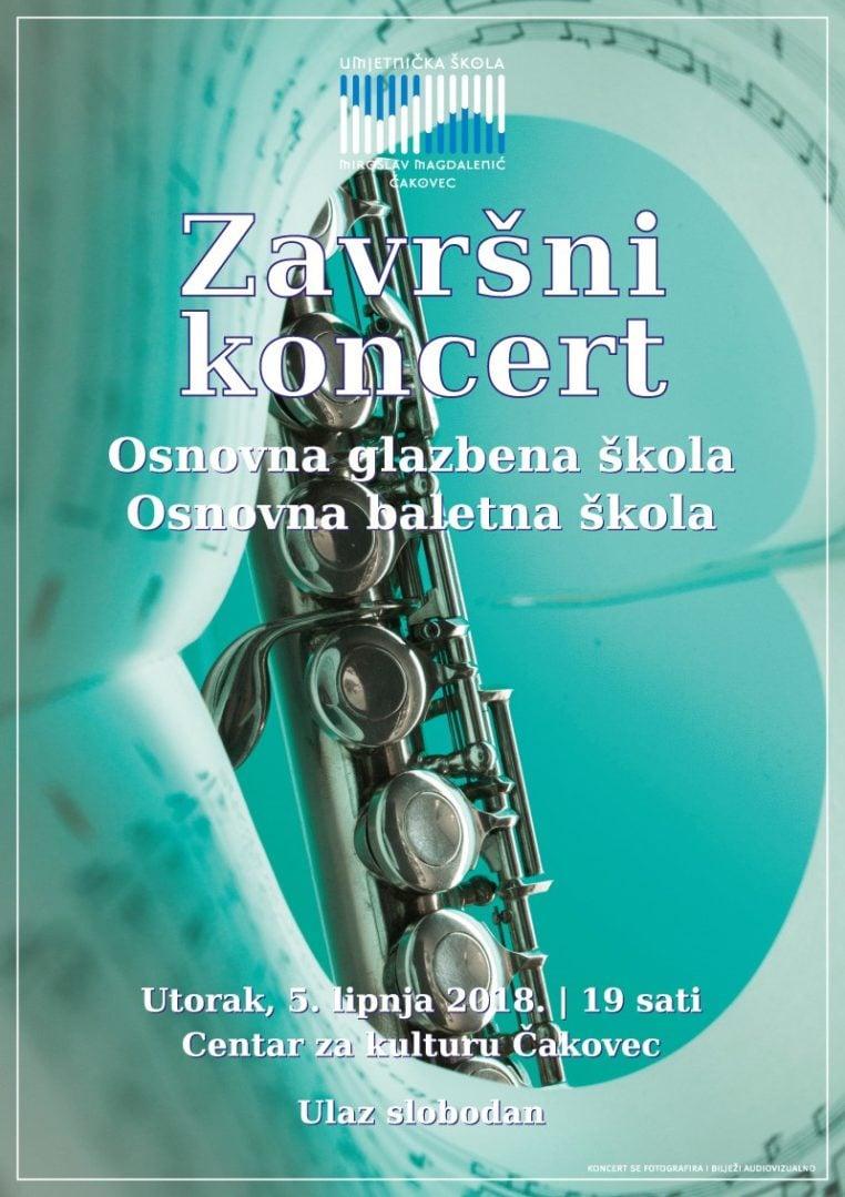 koncert umjetnicka skola