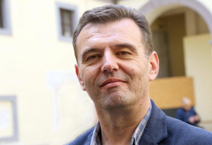 Načelnik Mario Moharić