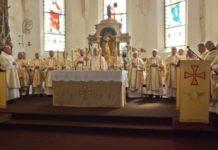 župnik Nikola Samodol 50 godina svećeništva 1