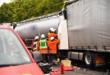 U kamionu je stradao međimurski vozač