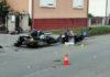 Gardinovec sudar dva motocikla1