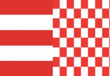 Grad Varaždin privremena zastava