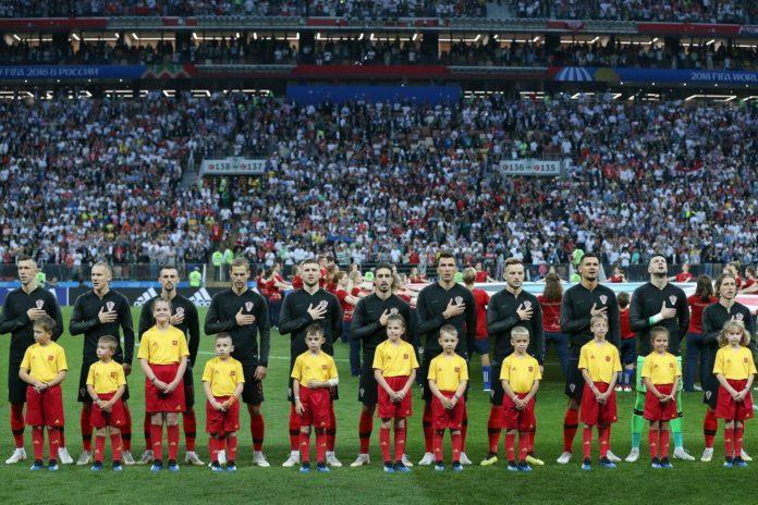 Hrvatska nogometna reprezentacija - Engleska
