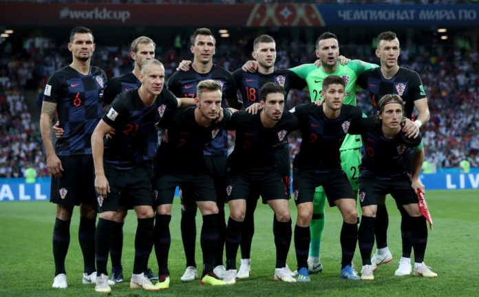 Hrvatska nogometna reprezentacija vs Rusija