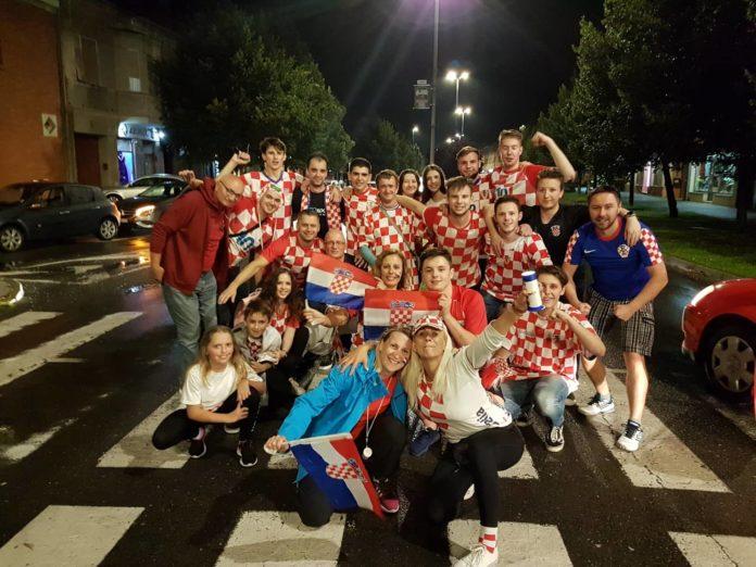proslava Hrvatska u finalu Svjetskog prvenstva Čakovec1