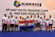 Karate klub Globus dio reprezentacije