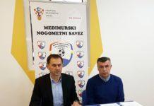 Mato Kljajić Međimurski nogometni savez