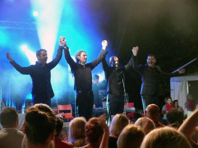 Četiri tenora u Čakovcu