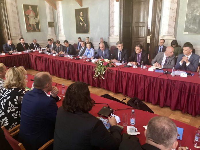 Plenković Vlada sastanak Varaždin