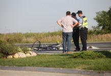 Prometna nesreća Sveti Križ biciklist poginuo