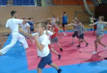 Sportsko ljeto Nedelišće karate1