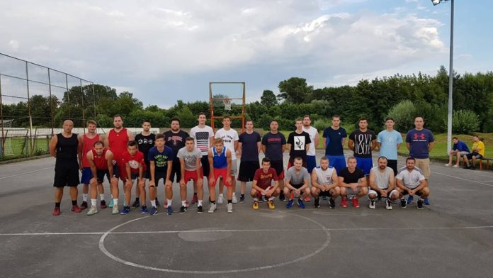 Streetball turnir Donji kraljevec1