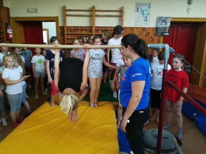 Svaki tjedan sport jedan Čakovec gimnastika