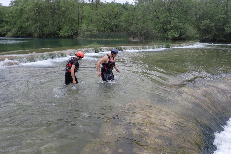 Udruga slijepih Međimurske županije plivanje