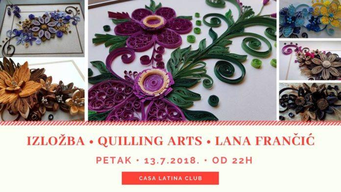 casa latina izložba lana frančić