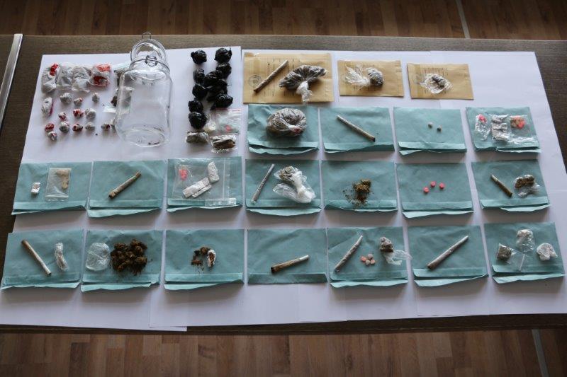 Policija objavila fotografije droge nađene u Brezju – podneseno 19 optužnih prijedloga