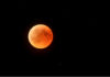 mjesec pomračina mjeseca krvavi mjesec