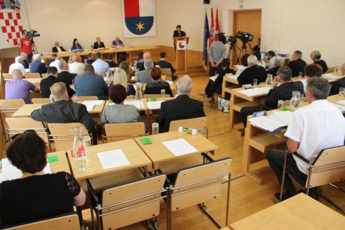 sjednica Skupštine Međimurske županije