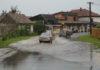 voda na cesti Štefanec