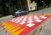 zebra kockice navijači Ludbreg1