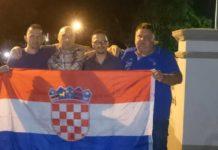 Ivan Pokupec s članovima Ovršnog ustanka Međimurja