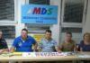 Međimurski demokratski savez Ovršni ustanak