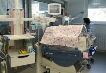 Odjel neonatologije Županijska bolnica Čakovec donacija1