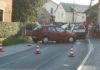 Peklenica sudar dva auta