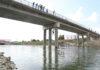 Skakanje s mosta derivacijski kanal HE Dubrava Sveta Marija1