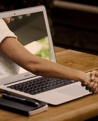ljubav veza spoj računalo internet