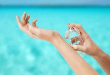 parfem na plaži