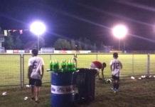 turniru Međimurec U13 Japanci skupljaju smeće1