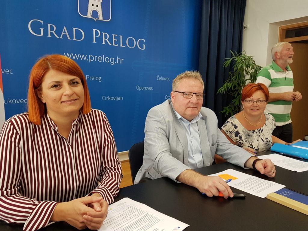 Vesna Novak, Ljubomir Kolarek i Miljenka Radović