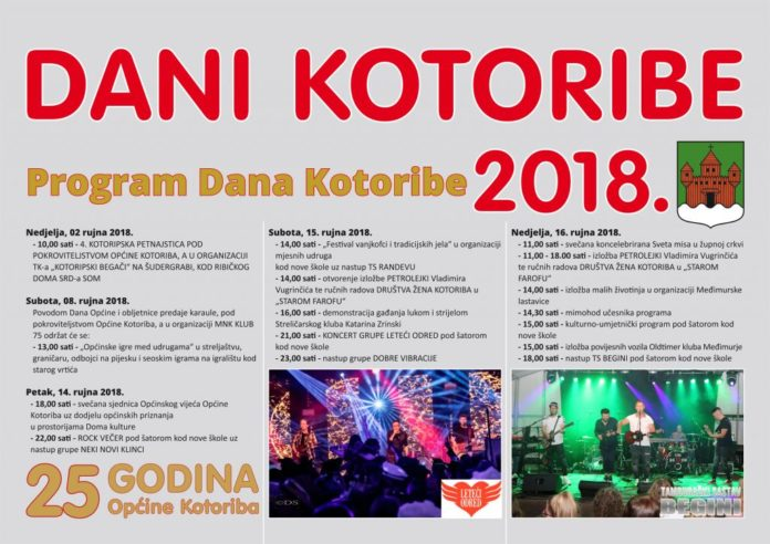 Program povodom Dana općine Kotoriba
