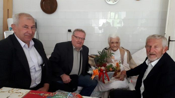 Marija Marković 101 rođendan