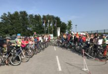 Međunarodni dječji biciklistički kamp Prelog1