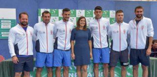 Nikolina Babić Davis Cup reprezentacija