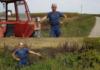 Antun Grbavec, poljoprivrednik