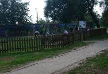 dječji park Perivoj Zrinski tinejdžeri uništavanje