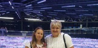 Anamarija Glavina i Tatjana Mikolaj