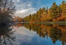 priroda jezero
