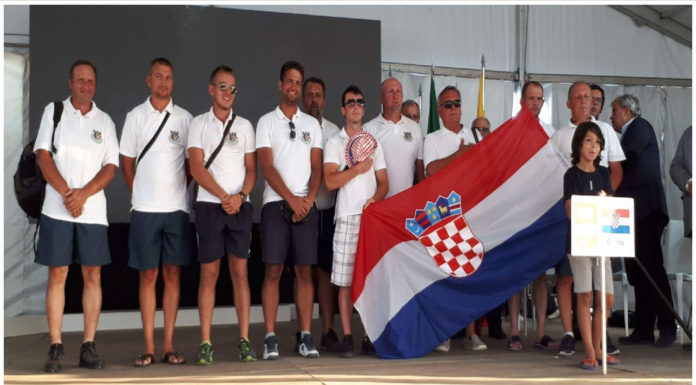 seniorska reprezentacija Hrvatske ribolov Portugal