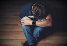 tuga depresija bol