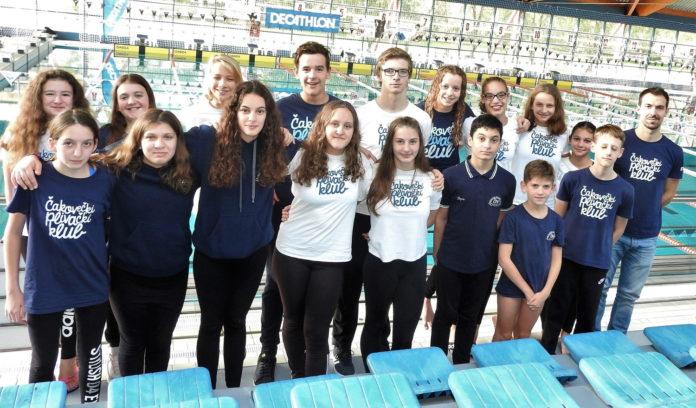 Čakovečki plivački klub Vidra