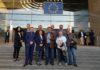 Predstavnici Međimurske županije na konferenciji o biodinamičkoj poljoprivrednoj proizvodnji u Bruxellesu.